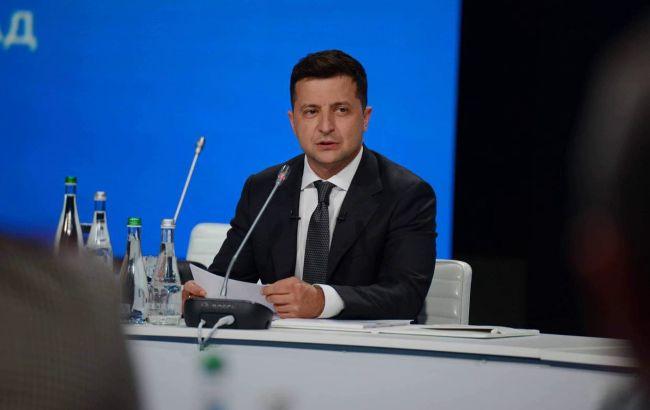 Зеленський підтримав спільне з ОДА фінансування реконструкції парку в Дніпрі