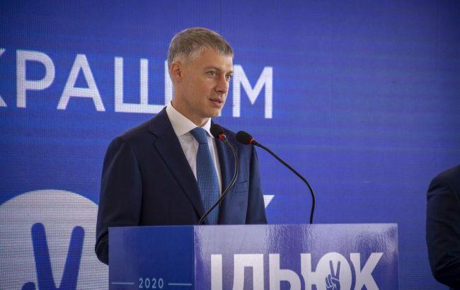 Ільюк: відповідальність за можливий недопуск ОПЗЖ до виборів в Миколаєві несе Арахамія