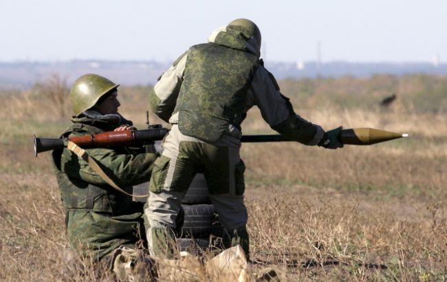 Бойовики посилюють інтенсивність обстрілів на Маріупольському напрямку, - штаб