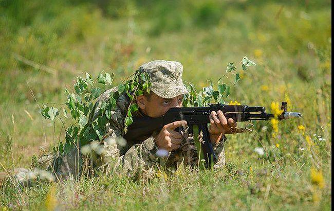 В зоні АТО за добу загинули 2 українських військових, ще 4 поранено