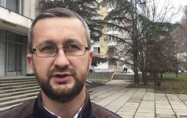 Фото: Наріман Джелял повідомив про військових РФ на півночі Криму
