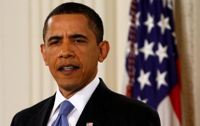Фото: Барак Обама привітав українців з державним святом