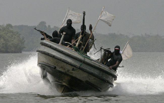 Фото: пірати в Нігерії