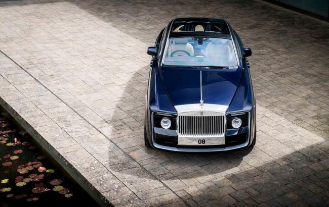 Rolls-Royce представил самое дорогое авто в мире