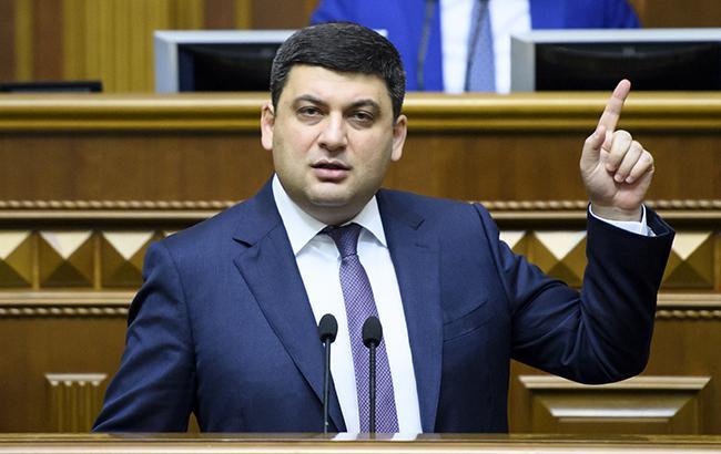 Агросектор формує 14% ВВП України, - Гройсман