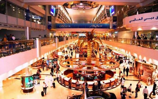 Фото: Аэропорт города Дубай (Объединенные арабские Эмираты)