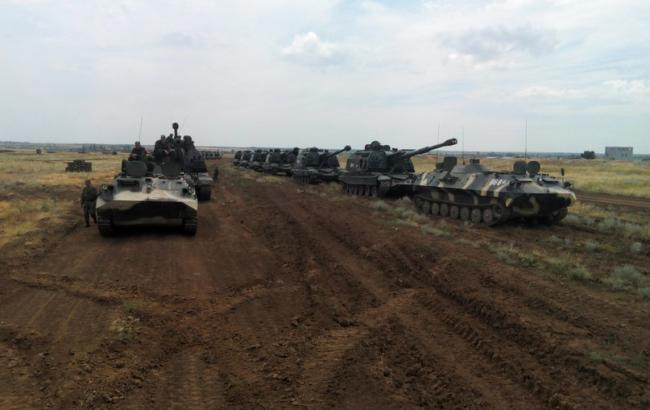 Украинскую инспекцию недопустили красположению артиллерииРФ вРостовской области