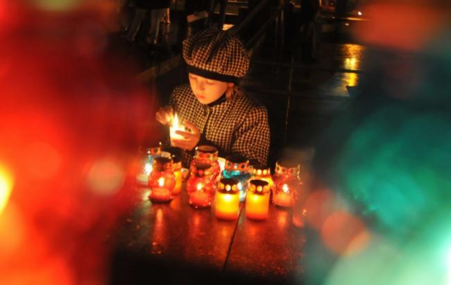 Фото: День памяти жертв голодоморов