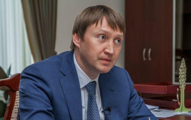 Фото: міністр аграрної політики і продовольства Тарас Кутовий