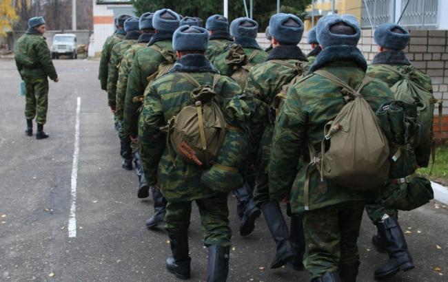 Фото: в Харьковской области завершился осенний призыв