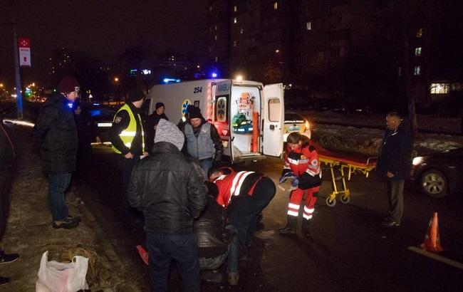 У київській лікарні помер пішохід, якого збив п'яний водій Maserati