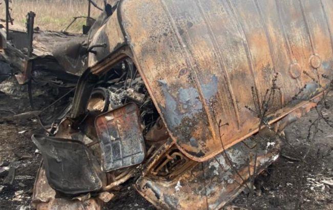 Украина открыла дело из-за подрыва автомобиля ВСУ на Донбассе