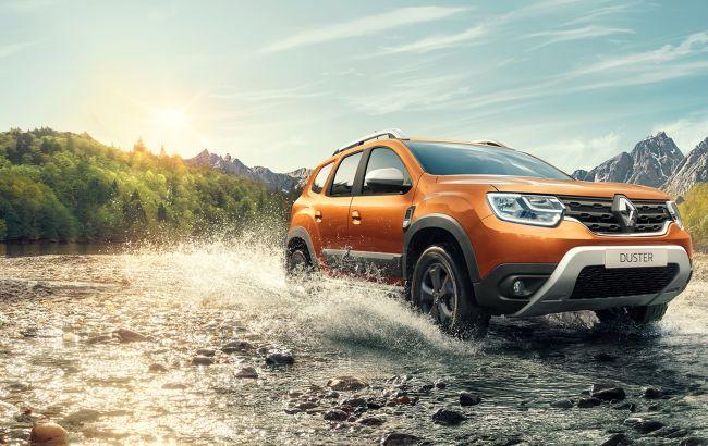 В Украине стартуют продажи обновленного Renault Duster