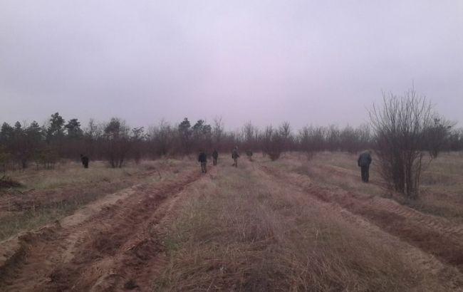 Фото: задержанный был сотрудником лесного хозяйства