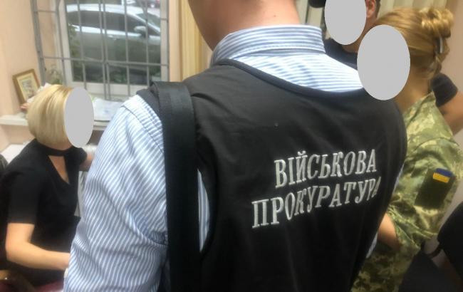 Фото: задержание депутата на взятке (vppdr.gp.gov.ua/)