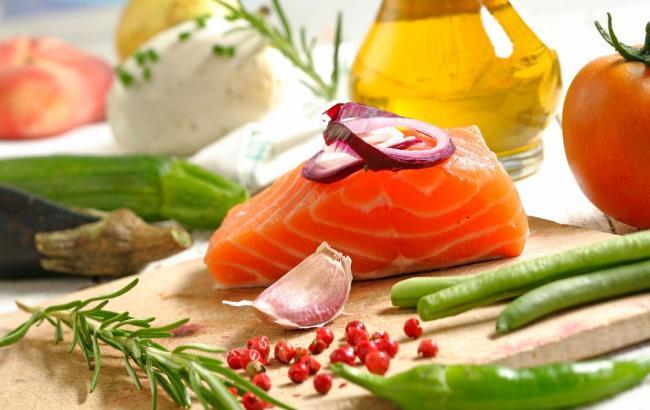 Фото: Середземноморська дієта