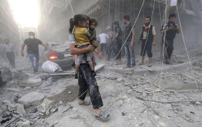 На севере Сирии произошел взрыв, 25 человек погибли