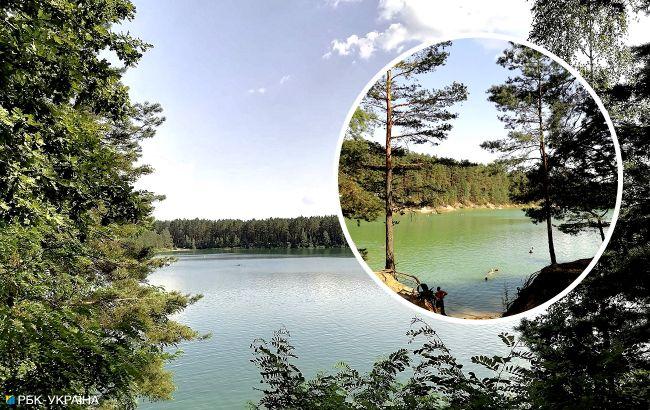 Разочарование или альтернатива морю: стоит ли ехать на знаменитые Голубые озера на Черниговщине