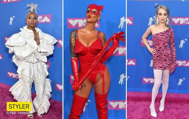 Епатаж та провокація: модні провали зірок на премії MTV Video Music Awards 2018