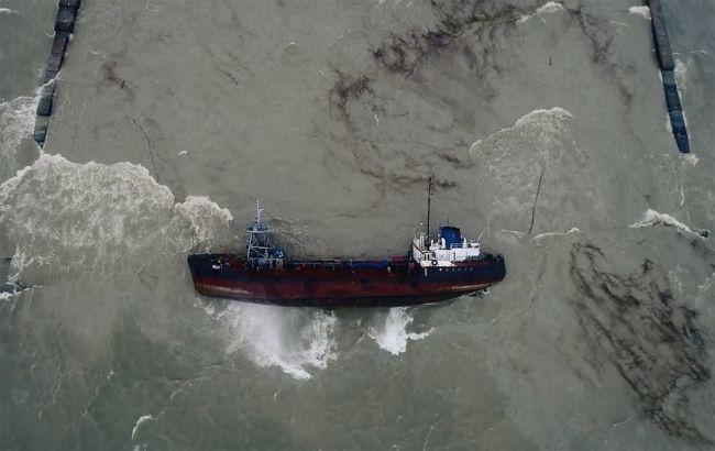 Власнику танкера Delfi дали кілька днів на підняття судна