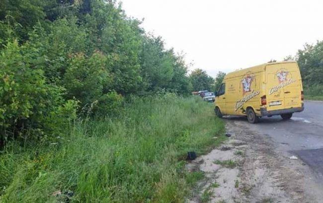 В Тернопольской области 13-летний школьник разбился на мотоцикле