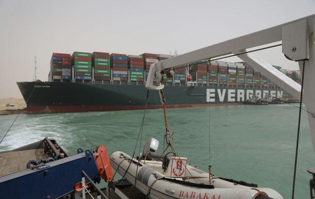 Египет оценил убытки от блокировки Суэцкого канала в миллиард долларов