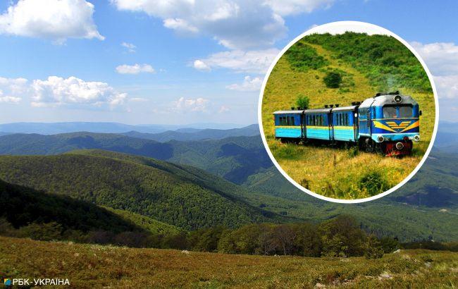 Ретро-поезд и туры на винодельни: историческая узкоколейка на Закарпатье станет музеем