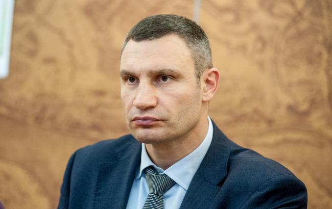 Кличко во Франции представит Киев на международной выставке недвижимости