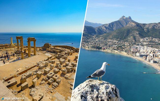 Пляжі Іспанії та острови Греції: які країни ЄС відкрилися для туристів з України