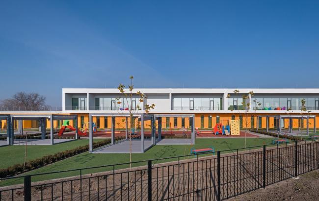 Голик: у Дніпропетровській області побудовано дитячий садок нової архітектури