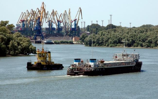 Дунайське пароплавство як заручник політичних інтриг