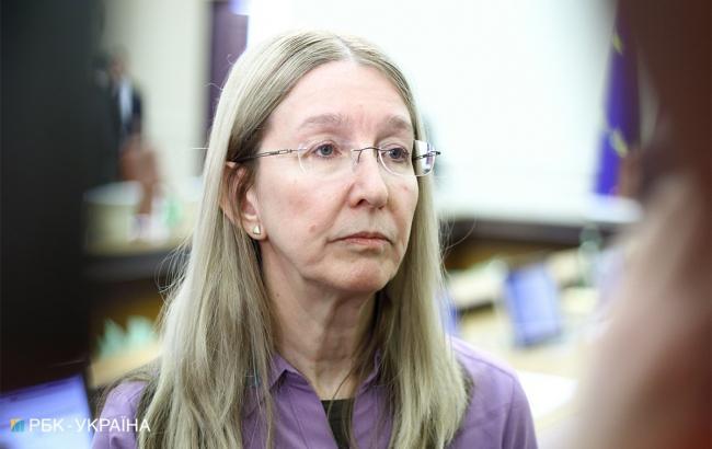 Супрун заявила, що в Україні через вакцинацію не сталося жодної смерті