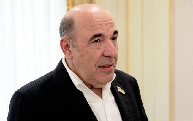 Рабинович: я не буду баллотироваться на пост президента