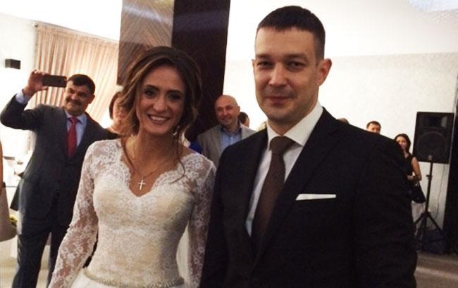 Фото: Ольга Земляк - свадьба (radiotrek.rv.ua)