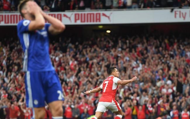 Фото: Арсенал - Челсі