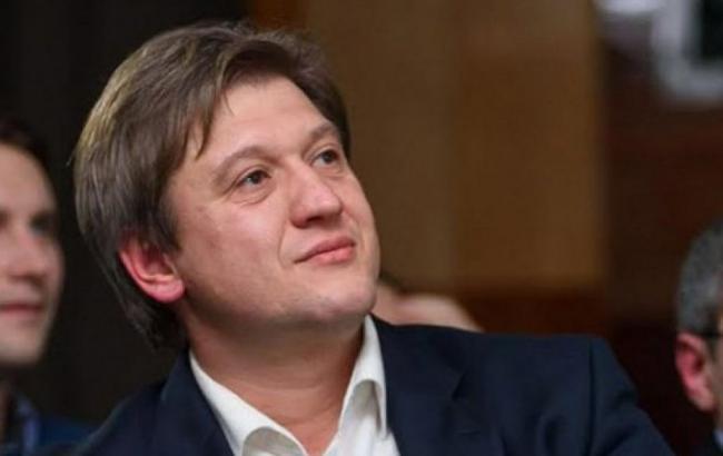 Данилюк сказал, при каких условиях Украина будет обговаривать сРФ «долг Януковича»