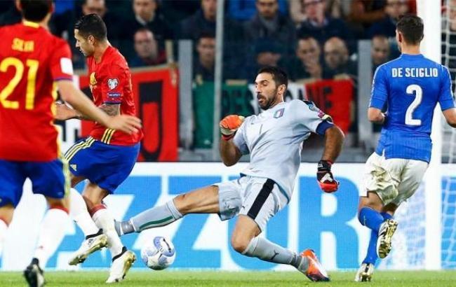 Фото: Италия - Испания
