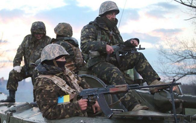 Фото: Вооруженные силы Украины