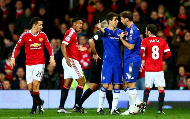 Фото: Челси - Манчестер Юнайтед онлайн-трансляция