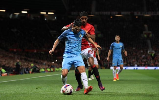 Фото: Манчестер Юнайтед - Манчестер Сити