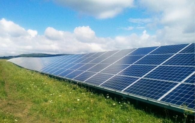 Фото: Солнечная электростанция (ecotown.com.ua)