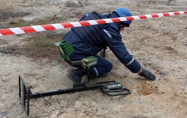 Фото: в ГСЧС рассказали, сколько боеприпасов обезвредили с начала года