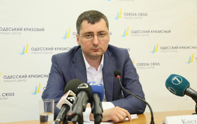 Фото: восстановленный в должности Ликарчук сразу же уволился