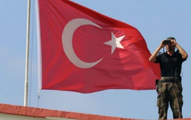 Фото: задержания в Турции