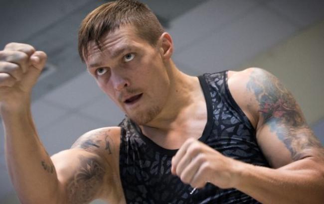 Конкурент Усика отказался оттитульного боя зазвание чемпиона WBO