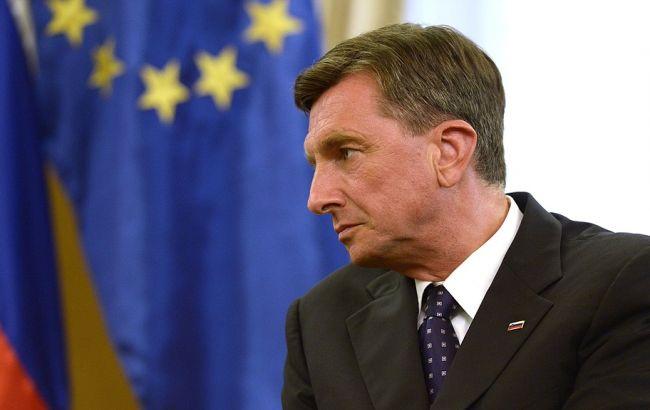 Фото: президент Словении Борут Пахор