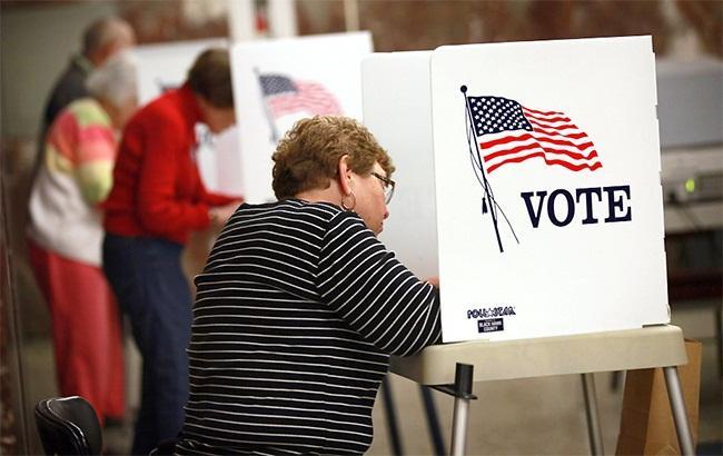 Фото: Результати виборів президента США