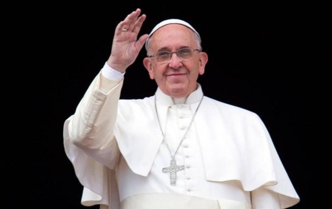 Фото: Папа Франциск (tert.am)