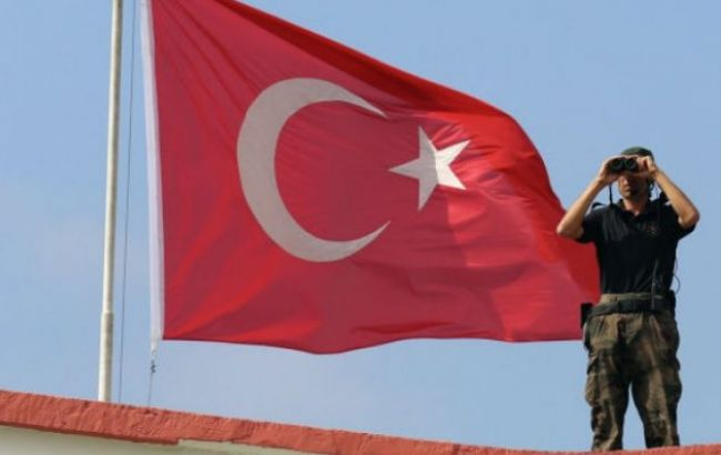 Фото: затримання в Туреччині