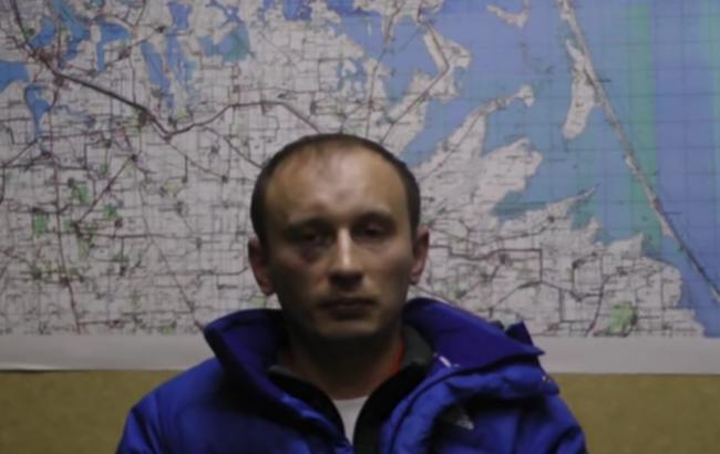 Затримання кримських дезертирів: СБУ опублікувала відео